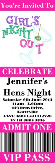 Hens Night 6